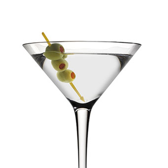 Martini Glass Tablet/Mobile